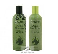 ARGAN Shampoo & Conditioner Products by- ''Hollywood Beauty'' 355ml