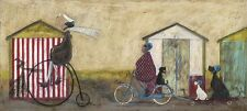 Test Drive - Limited Edition Print by Sam Toft