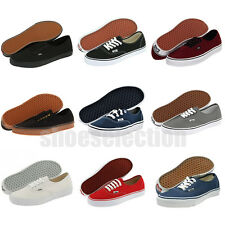 VANS AUTHENTIC CLASSIC MENS/WOMENS SHOES ALL Colors FAST SHIPPING NEW IN BOX