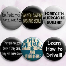 Spiteful True Quotes Pin Buttons Pinbacks Pins Pin Button Pinbacks Badges Funny