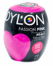 Dylon New Flamingo Pink Machine Dye No.29 with Added Salt (Discount for Qty)