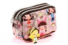 Lovely clutch bag purse/coin/phone Bag waterproof harajuku Style wallet