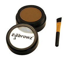 WATER RESISTANT EYEBROW POWDER & APPLICATOR BRUSH IN 8 BEAUTIFUL SHADES (UK)
