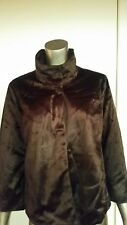 NWT Jaclyn Smith Faux Fur Lined Jacket~Retail $39.99