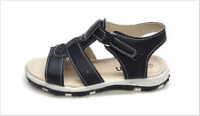 NEW Toddler/Boys Fisherman  Sandals Size 8 ~ 13 Open Toe BLACK