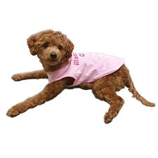 PINK POLKA DOT MOMMYS GIRL T-SHIRT SHIRTS FOR DOGS PUPPIES CAT ANIMAL CLOTHES
