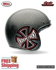 BELL 2015 CUSTOM 500 RETRO 3/4 MOTORCYCLE HELMET NEW FIT INDEPENDENT FREE SHIP