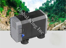 220V, Adjustable Submersible Water Pump Aquarium Fish Tank Fountain Hydroponic