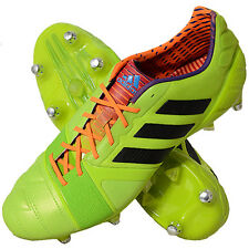 Adidas Mens Nitrocharge 1.0 XTRX Soft Ground Football Boots Soccer Shoes RRP£150