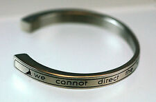 Cremation Urn Cuff Bracelet Memorial Jewelry engraved with poem man or women fit