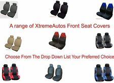 Selection of Front Universal Luxury Car Seat Covers - Set Of 2