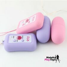 Female Personal Egg Massager Massage Pleasure Powerful Vibrator Adult Toy Relax