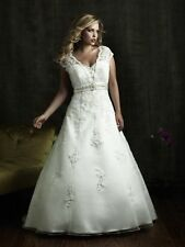 Custom Plus Size Wedding Dress Evening Dress Party Dress Bridesmaid Gown