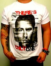 CRISTIANO RONALDO VS MESSI ONLY ONE REGULAR FIT TEE ! 100% COTTON