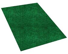 Green Indoor Outdoor Area Rug Carpet Non-Skid Marine Backing Many Sizes