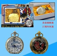 Detective Conan Anime 17th Anniversary Pocket Watch (1 PCS Only) #35044