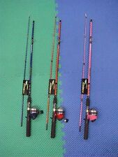 "Master Tackle Roddy Hunter Spincast Combo 5'6"" CHOOSE YOUR COLOR!!"