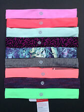 NWT Lululemon HEADBAND - SKINNY FLY AWAY TAMER