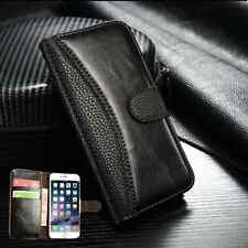 Leather Wallet Card Holder Flip Stand Case Cover for iPhone 6 6 Plus 5S 4S Note4
