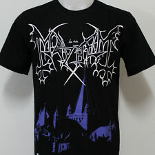 MAYHEM De Mysteriis Dom Sathanas T-Shirt 100% Cotton New Size M L XL 2XL 3XL