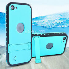 Waterproof Shockproof Dirt Snow proof Case Cover For Apple iPod Touch 5 5s Gen