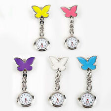 Funny Nurse Clip-on Fob Brooch Pendant Fobwatch Watch Gift Children Day