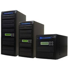 Standalone Blu-ray BD BDXL CD/DVD Duplicator +500GB&USB Disc Copier Burner Tower