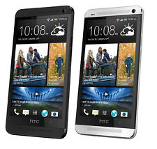 "HTC ONE M7 32GB 4MP Android 4.7"" GSM AT&T Smartphone (Unlocked) - Sliver/Black"