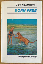 Born Free by Joy Adamson - Hardback 1966 - Very Good