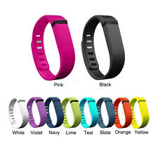 Replacement Bands Wristband with Metal Clasp for Fitbit Flex Bracelet Sport Band