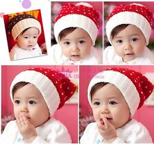 CP - New Dots Patterns Baby Toddler Boys & Girls Cotton Beanie Hat Cap
