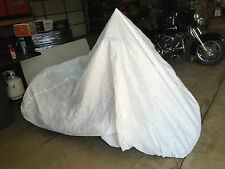 Universal Cotton Daily Usage Garage / Winter Storage Covers for Motorcycles
