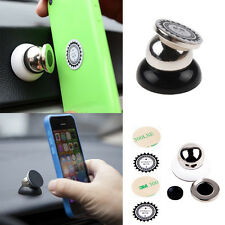 Universal Magnetic Car Mount Kit Sticky Stand Holder For Sumsung HTC LG GPS MP4