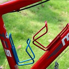 MTB Bicycle Cycling Bike Water Bottle Cup Holder Aluminum Alloy Cage Rack Basket