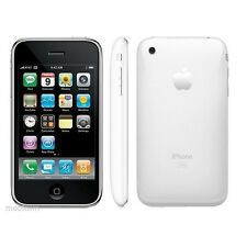 "Original Unlocked Apple iPhone 3G 3GS iOS - 16 GB -  3.5"" Smartphone-White/Black"