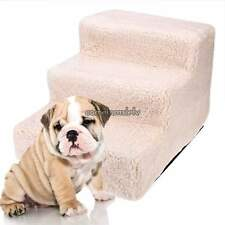 Portable Pet Stairs Cat Dog 3 Steps Portable Step Ramp Small Medium Climb