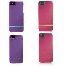 New Body Glove Icon Hybrid Case for Apple iPhone 5/5S - Pink and Yellow