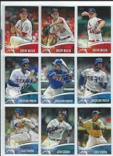 2014 Topps Baseball The Future Is Now Insert Cards - Pick A Player - SEE DETAILS