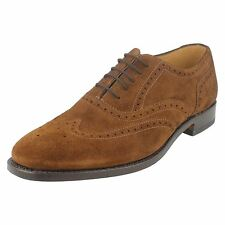 Mens Loake Classic Brogue Shoes 202Ds