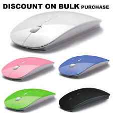 USB OPTICAL WIRELESS 2.4-GHz SCROLL MOUSE FOR ALL WINDOWS MAC LAPTOP PC (M-1)