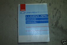 1990 GM Chevrolet Chevy LUMINA APV Service Shop Repair Workshop Manual OEM Book