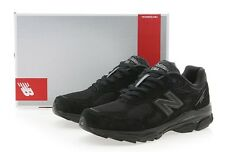 New Balance 990 Made in USA M990TB3 Men Running Shoes Black Suede Sz7.5-12 Fast
