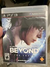 PS3 Video Game Beyond Two Souls Sony Playstation 3 New and sealed
