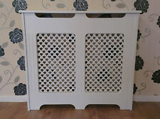 Made To Measure Traditional Radiator Cover / Cabinet - Heart Grille