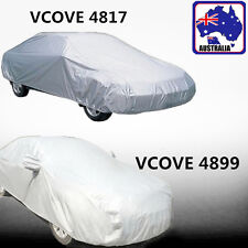 Size L Full Car Cover Waterproof Protection Dustproof Outdoor Resistant VCOVE 48