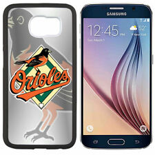 MLB Baltimore Orioles Samsung Galaxy S3, S4, S5, S6, S6 Edge+ TPU Phone Case
