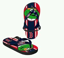 Boston Red Sox MLB Youth Elastic Back Thong Flip Flops/Sandals-Sizes:S-XL