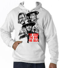 THE GOOD THE BAD THE UGLY  NEW COTTON HOODIE TSHIRT - S-M-L-XL-XXL