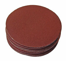 Sanding sheets unperforated sanding pad disc 115mm for Milwaukee Multitool