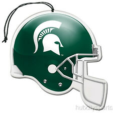 Michigan State Spartans Helmet Air Freshener Nu-Car Scent 3 Pack Car Truck NEW